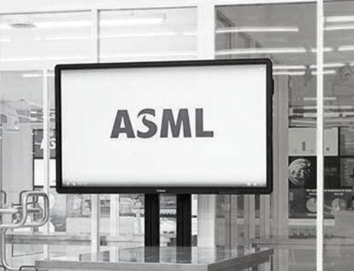 Een optieconstructie ASML